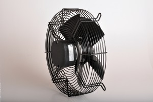 Køleventilator, 350 mm, 140w, 240v, sugende